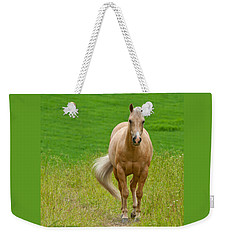 In The Meadow Weekender Tote Bag by Torbjorn Swenelius