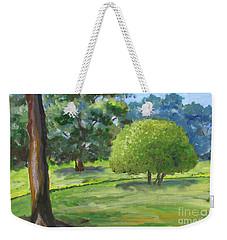 In The Park Weekender Tote Bag