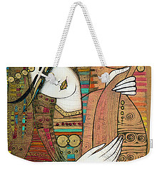 In The Past... Weekender Tote Bag