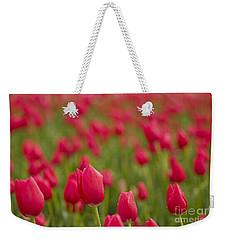 Seeing Red Weekender Tote Bag