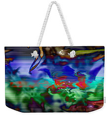 In The Sea Weekender Tote Bag