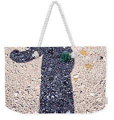 In The Shadow Of A Saguaro Cactus Weekender Tote Bag