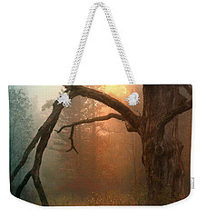 In The Stillness Weekender Tote Bag by Rob Blair