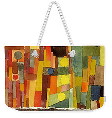 In The Style Of Kairouan Weekender Tote Bag