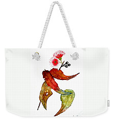 In Transition Weekender Tote Bag by Leanne Seymour