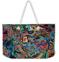 Inbetween Realms  Weekender Tote Bag
