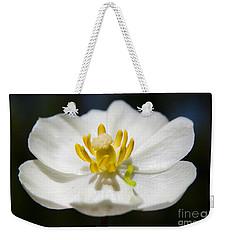 Inchworm  Weekender Tote Bag by Jeannette Hunt