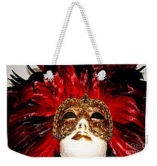 Incognito.. Weekender Tote Bag by Jolanta Anna Karolska