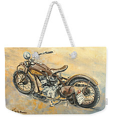 Indian Chief 1938 Weekender Tote Bag