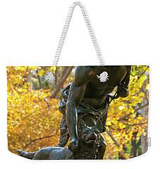 Indian Hunter Weekender Tote Bag