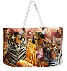 Indian Princess Weekender Tote Bag by Andrew Farley