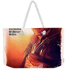 Indiana Jones And The Last Crusade  Weekender Tote Bag