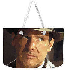 Indiana Jones Weekender Tote Bag
