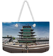 Indianapolis Motor Speedway Weekender Tote Bag