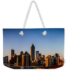 Indianapolis Skyline - South Weekender Tote Bag