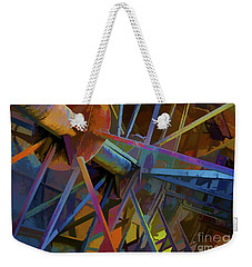 Industrial Light And Magic Weekender Tote Bag