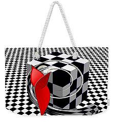 Infinite Weekender Tote Bag