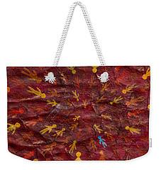 Infinite Possibilities Weekender Tote Bag by Stefanie Forck