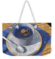 Infinitea Weekender Tote Bag