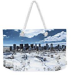 Infrared Honolulu Weekender Tote Bag