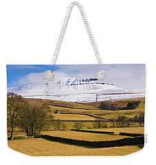 Ingleborough Weekender Tote Bag
