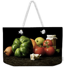 Ingredients Weekender Tote Bag