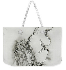 Ink Squirrel Weekender Tote Bag