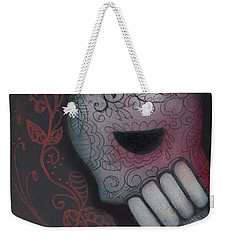 Inner Feelings Weekender Tote Bag by Abril Andrade Griffith