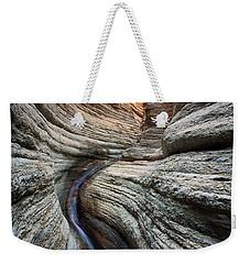 Inner Sanctum Weekender Tote Bag by Inge Johnsson