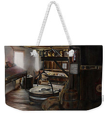 Inside The Flour Mill Weekender Tote Bag