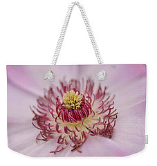 Inside The Flower Weekender Tote Bag