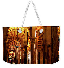 Inside The Mezquita Weekender Tote Bag