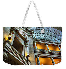 Inside The Natural History Museum  Weekender Tote Bag