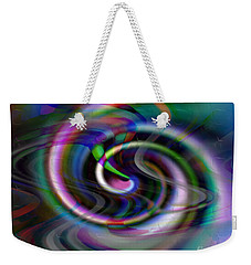 Inspiral Car Weekender Tote Bag