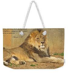 Inspirations 2 Weekender Tote Bag