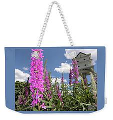Inspiring Peace - Signed Weekender Tote Bag
