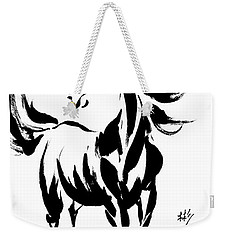 Instigator Weekender Tote Bag by Bill Searle