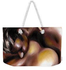 Instinct Weekender Tote Bag