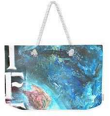 Intelligent Life Weekender Tote Bag