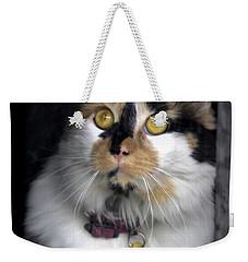 Intense Cleo Weekender Tote Bag
