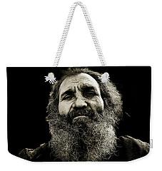 Intense Portrait Weekender Tote Bag