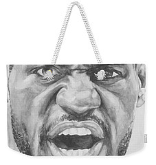 Intensity Lebron James Weekender Tote Bag