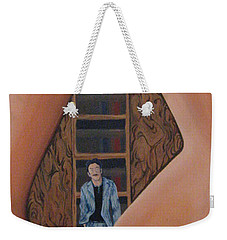 Interesting Spaces Weekender Tote Bag