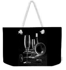 Intermission Riff Weekender Tote Bag