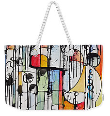 Internal Opposition Weekender Tote Bag