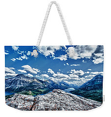 International Vista Weekender Tote Bag