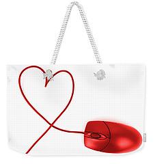Internet Love Weekender Tote Bag by Chevy Fleet