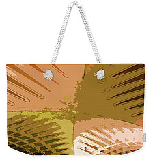 Intersection Weekender Tote Bag by Julio Lopez