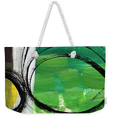 Intertwined- Abstract Painting Weekender Tote Bag