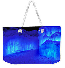 Into The Blue Weekender Tote Bag by Greg Fortier